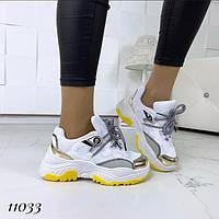 Кроссовки на шнуровке  Camen