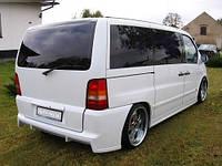 Бампер задний Mercedes Vito W638