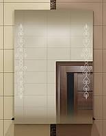 Зеркало zk-16 с контурным рисунком 70х50 см