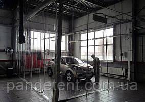 ПВХ шторы для автомоек