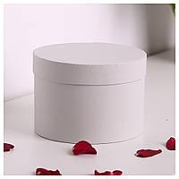 Шляпная круглая коробка d= 11 h=10 см
