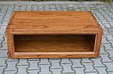 Indyjski drewniany stolik, фото 3
