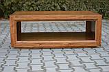 Indyjski drewniany stolik, фото 4
