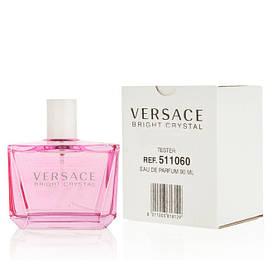 Тестер парфюмированная вода женская Versace Bright Crystal  EDP, 90 ml