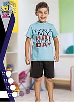 LADY LINGERIE Комплект майка+шорты для мальчика 2266