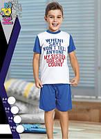 LADY LINGERIE Комплект майка+шорты для мальчика 2252