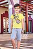 BERRAK Комплект футболка+шорты для мальчика 5315