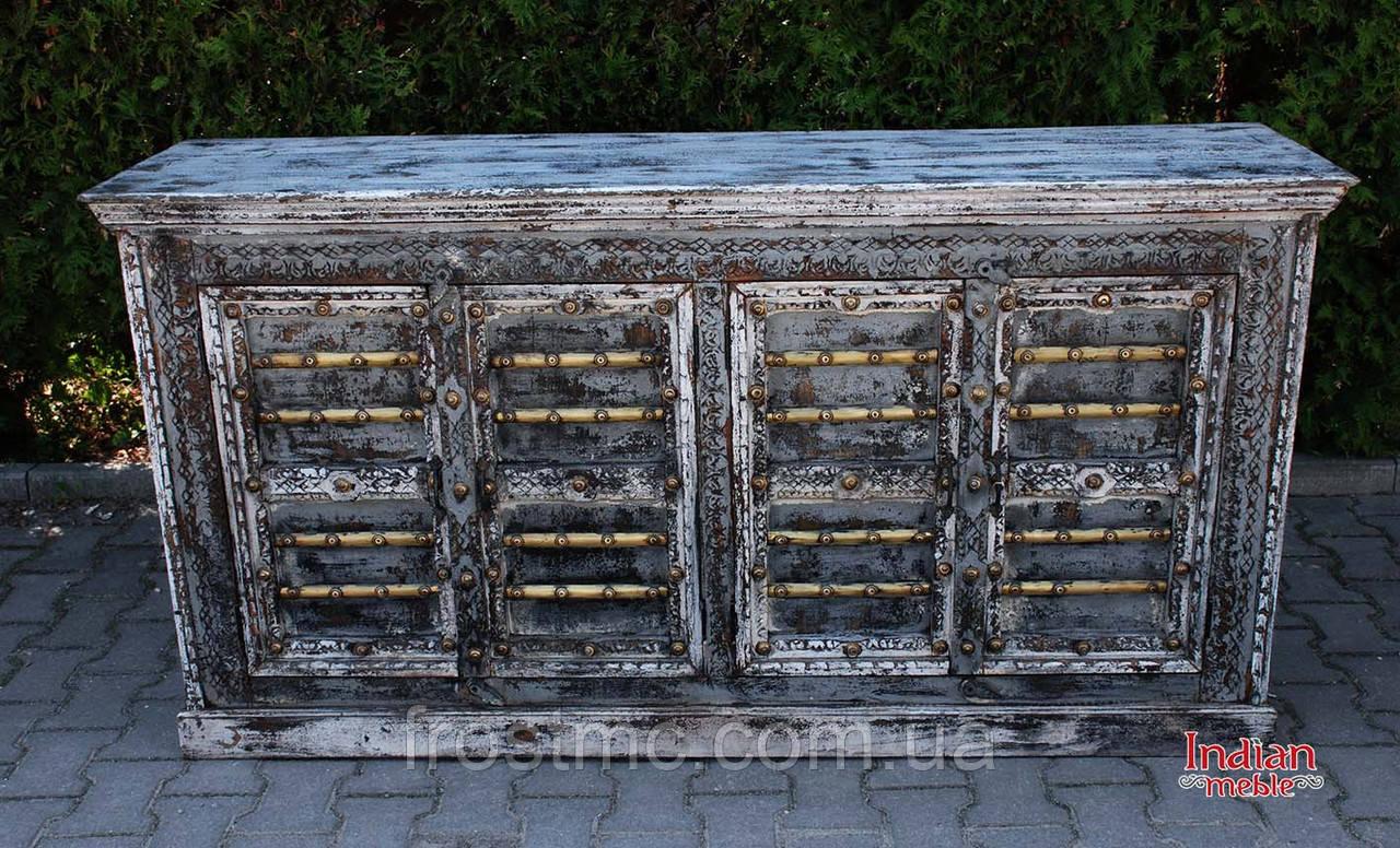 Indyjska drewniana komoda