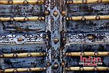 Indyjska drewniana komoda, фото 3
