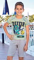 BERRAK Комплект футболка+шорты для мальчика 5338