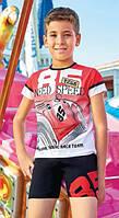 BERRAK Комплект футболка+шорты для мальчика 5340