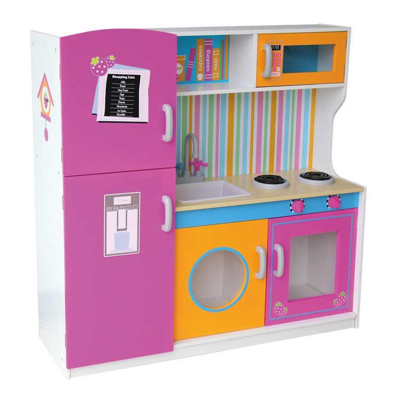 Кухня деревянная C 31809 (1)