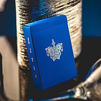 Покерные карты Blue Knights, фото 1