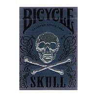 Покерные карты Bicycle Skull Luxury Edition, фото 1