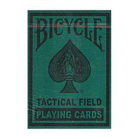 Покерные карты Bicycle Tactical Field, фото 1