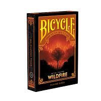 Дизайнерские карты Bicycle Wildfire | Пожар