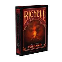 Дизайнерские карты Bicycle Volcano | Вулкан, фото 1
