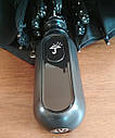Оригинальный складной зонт Volkswagen GTI Umbrella Black (5GB087602), фото 9