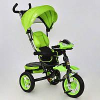 Велосипед 3-х колёсный Best Trike, Салатовый (6699)