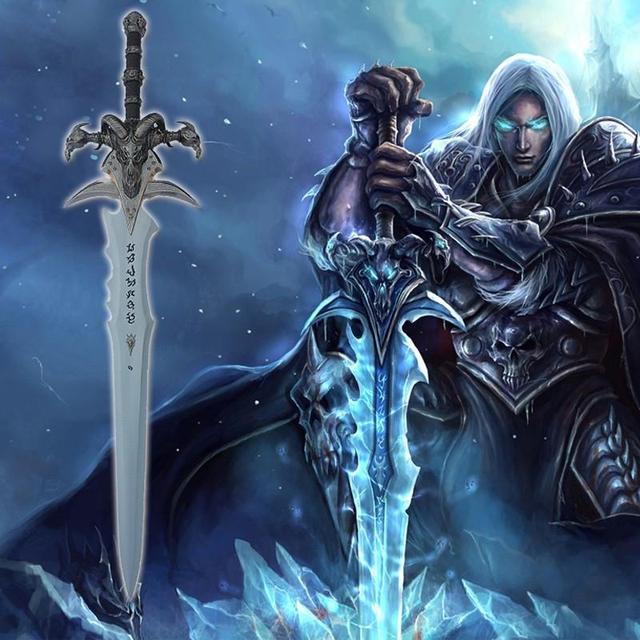 меч фростморн фото 1