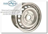 Диск кольосний (6,5-R16) Ford Transit 06-г V347/8 FWD-RWD / СUSTOM  (6.5JxR16; 5x160x65 ET60) BK21 1007 DA