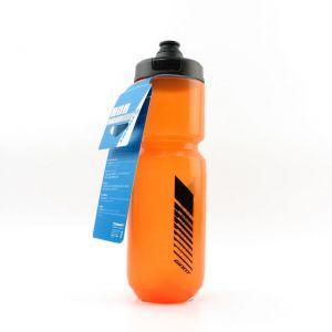 Фляга GIANT Cleanspring 750мл прозр./оранж./сер.