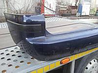 Задний бампер Volkswagen Sharan (2000 - 2010 г.в.) , фото 1