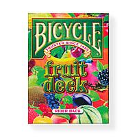 Покерные карты Bicycle Fruit Deck, фото 1
