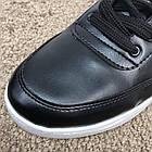 Кроссовки мужские черные Adidas Y-3 Bashyo Sneakers Black/White, реплика р 40,41, фото 3