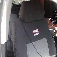 Чехлы для сидений Seat Leon 2009-2012 Оригинальные чехлы Сеат Леон
