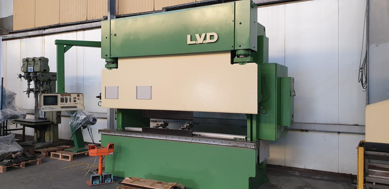 LVD PPE 80-3100mm   Листогибочный пресс гидравлический бу Бельгия   кромкогиб бу