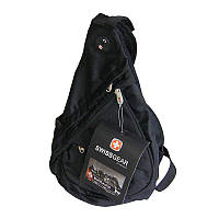Рюкзак на одно плечо, городской, слинг, Wenger SwissGear Small Swiss Sling, (57259)