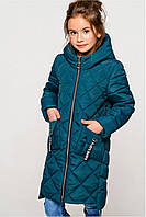 Детское пальто на девочку Nui Very, фото 1