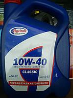 Полусинтетическое моторное масло Agrinol Агринол 10w40 SG/CD (4 литра)