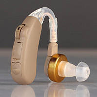 Усилитель слуха, слуховой аппарат, Axon E-103, (46733), заушный, (доставка по Украине)