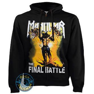 Толстовка на змейке MANOWAR The Final Battle, фото 2