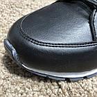 Кросівки чоловічі сникеры Prada Mechano Mid Sneakers Black, (репліка), фото 6