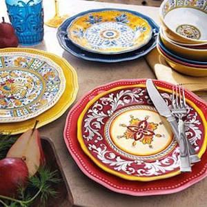 Тарелки и пиалы