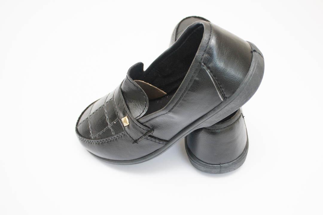 Женские туфли (Код: 045 черный)