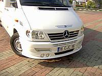 Бампер передний Mercedes Sprinter w901, Мерседес Спринтер, фото 1