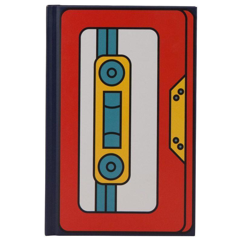 Книга записна KITE BeSound-4 K19-199-4 твердая обложка А6, 80 листов, клетка