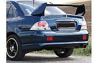 "Накладка на задній бампер Mitsubishi Lancer 9 ""Sport"" V2.0, фото 1"