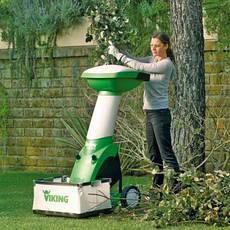 Садовые измельчители веток