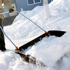Снегоуборочный инвентарь, общее
