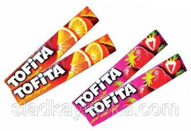 Жевательная конфета Tofita 20 шт 47 грамм (Kent)