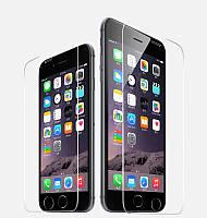 Стекло 2в1 для iPhone 6 двухстороннее 0.3mm