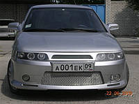 """Передній бампер ВАЗ 2110-2112 """"СТ-4"""" тюнінг, фото 1"""