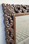 Індійське дерев'яне дзеркало, фото 4