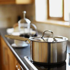 Кухонные ковши и кокотницы