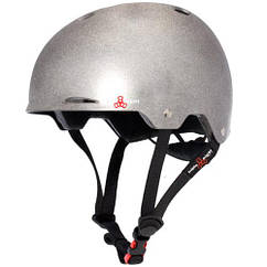 Шлем Triple Eight Gotham Dual Certified Helmet with EPS Liner Dark light
